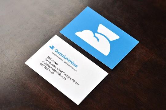 Cumulonimbus Card